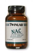 N-Acetyl Cysteine (NAC) 600 mg (60 capsules)